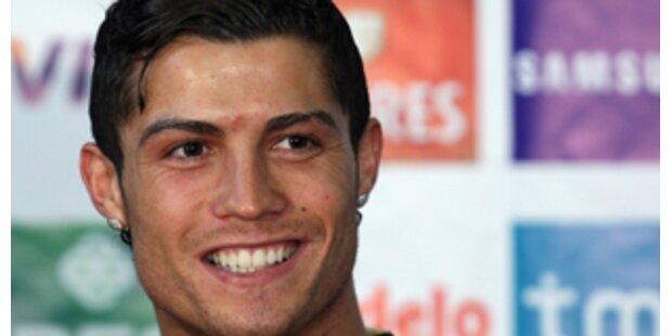 Ronaldo schenkt Freundin den Ring der Ex