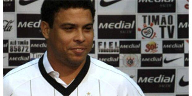 Ronaldo am Hl. Abend Vater einer Tochter