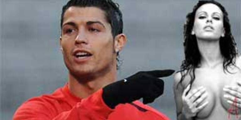 Ronaldo mit seinem schönsten Treffer: Nereida Gallardo