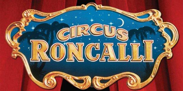 Zirkus Roncalli: Premieren-Tickets zu gewinnen