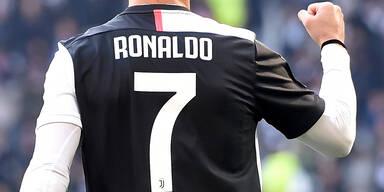 Cristiano Ronaldo überrascht mit neuem Look