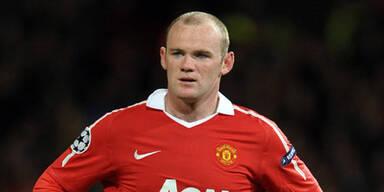 """Rooney: """"Bin nur ein Mensch"""""""