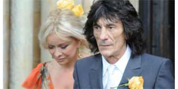 Rolling-Stones-Gitarrist Ron Wood in Entzugsklinik