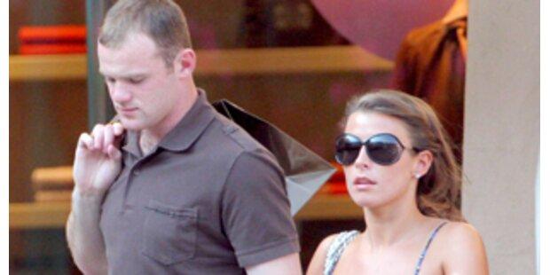 Fussballstar Rooney: Die 6 Millionen - Hochzeit