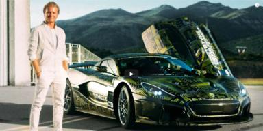 Nico Rosberg gönnt sich 1.915 PS starkes Hypercar