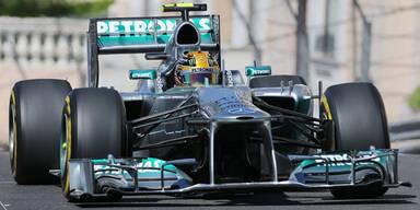 Monaco-Triumph für Rosberg
