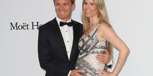 Rosberg: Zweites Baby und Austro-Haus