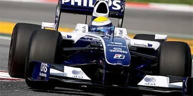 Rosberg bleibt Trainings-Weltmeister