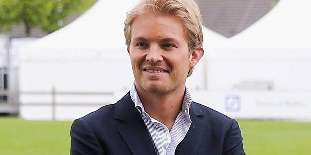 Nico Rosberg über Baby-Alltag