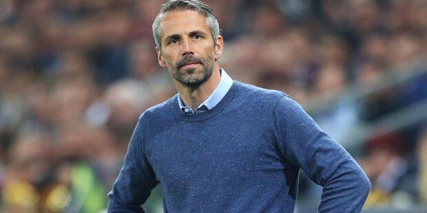 Ultimatum für Bullen-Coach Marco Rose