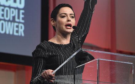 So kämpft Rose gegen Weinstein & Co
