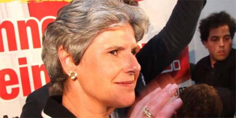 Rosenkranz schwächste FPÖ-Kandidatin
