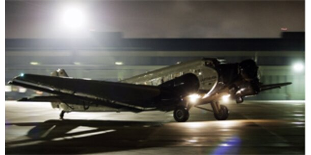 Letzte Maschinen in Berlin-Tempelhof gestartet
