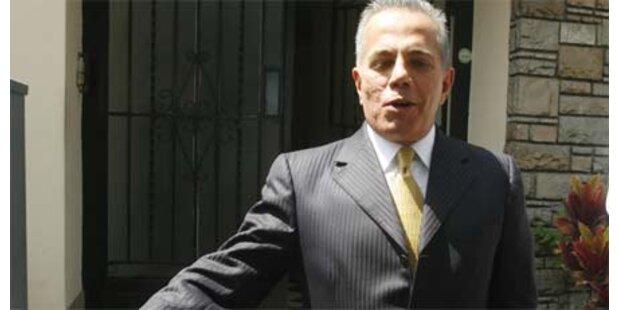 Haftbefehl gegen Chavez-Widersacher