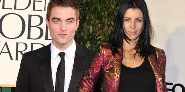 Pattinson: Will er was von Liberty Ross?