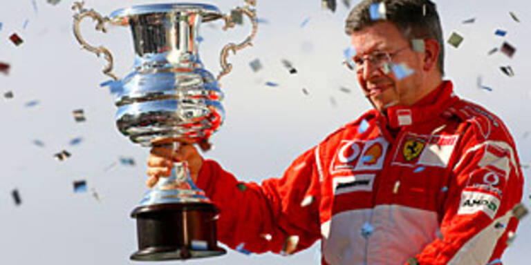 Ross Brawn neuer Honda-Boss
