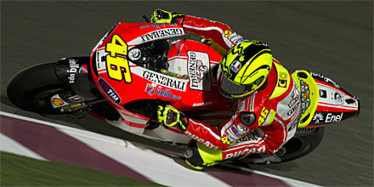 Ducati neue Herausforderung für Rossi