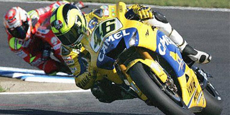 Rossi bleibt Yamaha treu