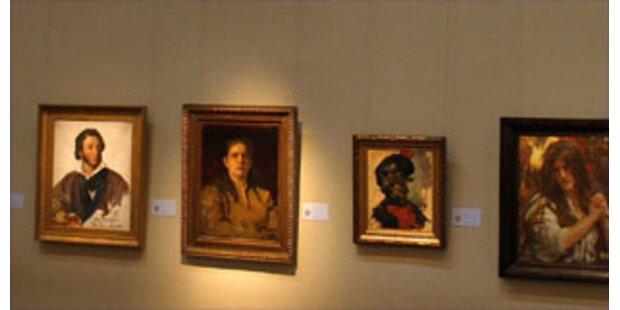 Russe kauft Kunst vor Versteigerungsbeginn