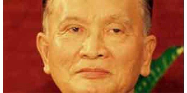 Rote-Khmer-Nummer 2 angeklagt