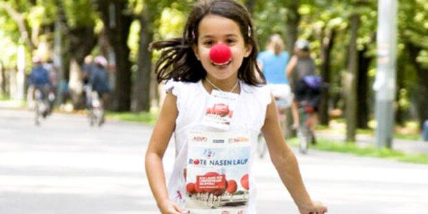 Roter-Nasen-Lauf startet am 8. September