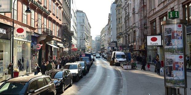 Zufahrtsbeschränkungen für Wiener City geplant