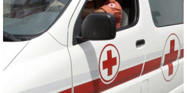 Rotes Kreuz hat 3,5 Millionen Euro Schulden