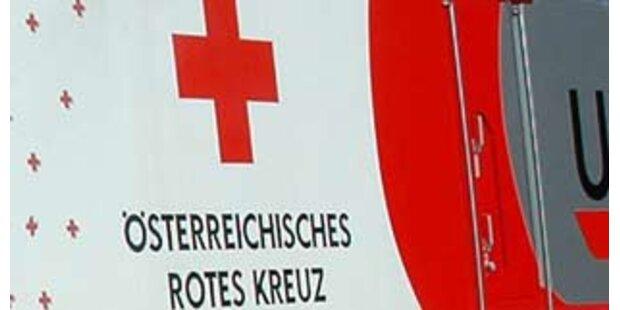 Finanznöte beim Roten Kreuz