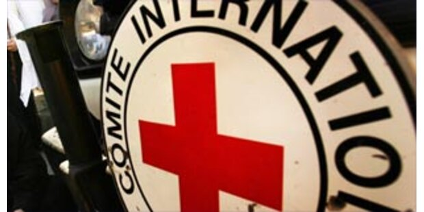 Weiter Rätselraten um Rot-Kreuz-Mitarbeiter