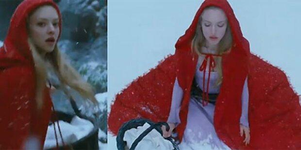 Amanda spielt ein lüsternes Rotkäppchen