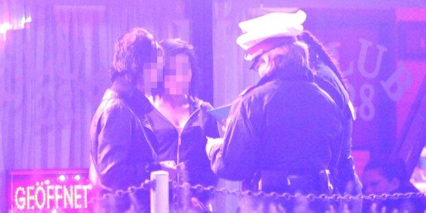 Rotlicht-Affäre bei Kärtner Polizei
