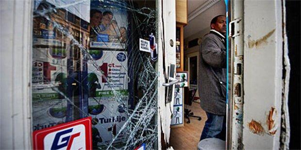 Terroralarm: Zwölf Festnahmen