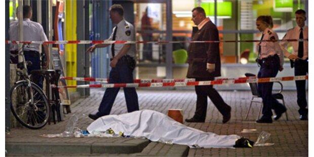 Amokschütze tötete Mann in Rotterdam