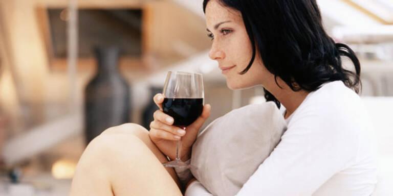 Wie Rotwein das Herz schützt