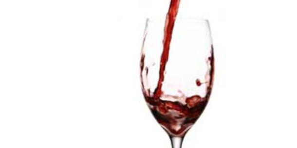 Rotwein kann das Altern verlangsamen