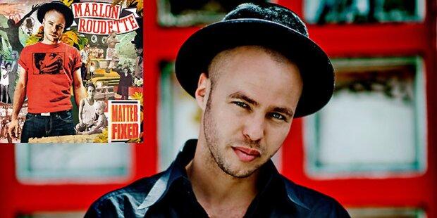 Marlon Roudette: Neues Album