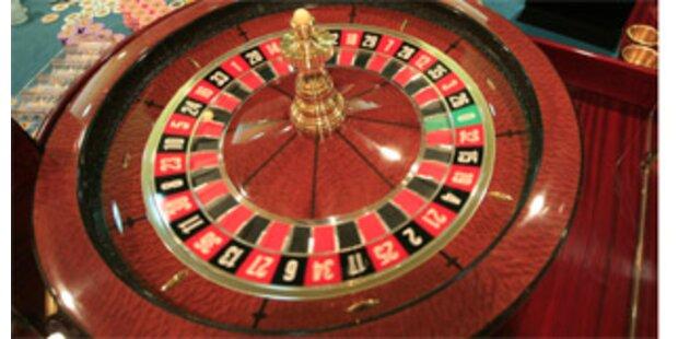 Razzia gegen illegales Glücksspiel in Salzburg