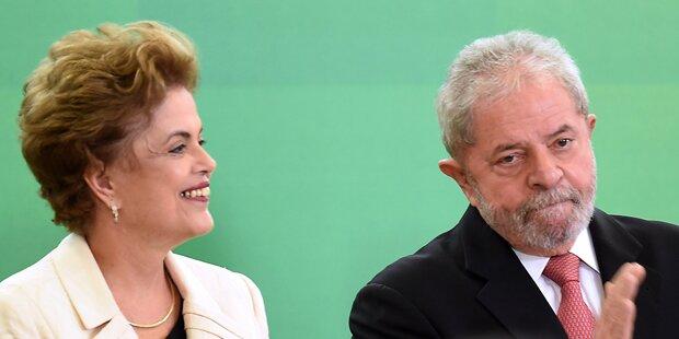 Rousseff will Amtsenthebungs-Verfahren stoppen