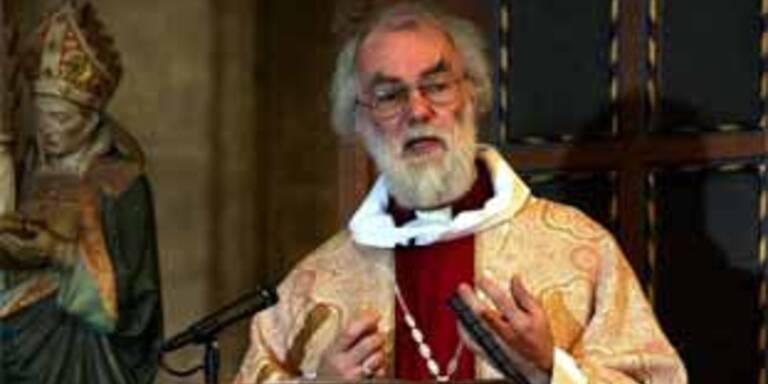 Erzbischof Rowan Williams
