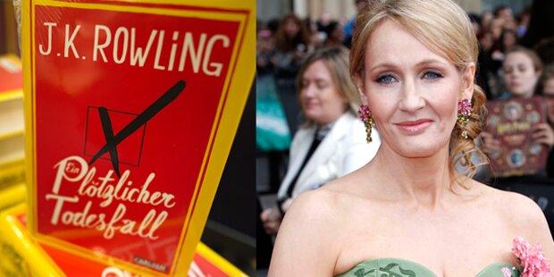 Medien-Hype um Rowling