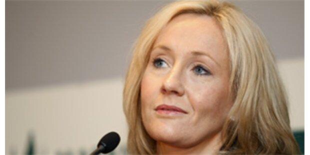 Rowling klagt gegen Potter-Lexikon