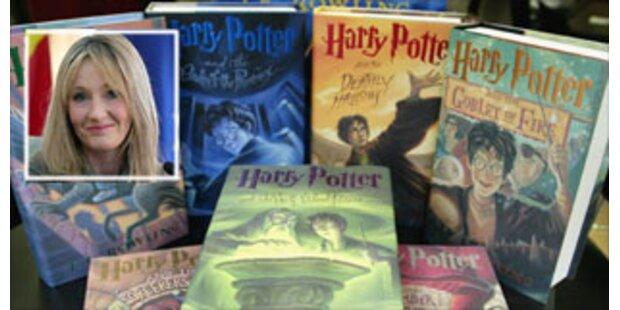 Rowling schreibt nie wieder einen