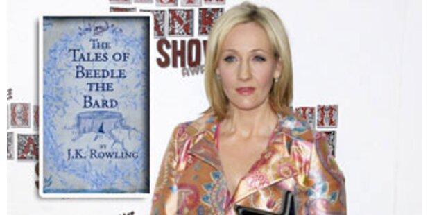 Potter-Erfinderin Rowling ist bestbezahlte Autorin