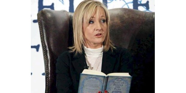 Neuer Hype um Rowling