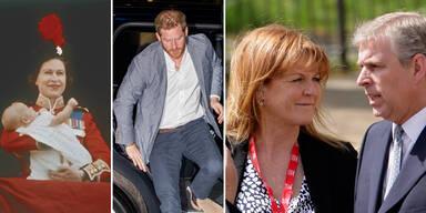 Das sind 5 schlimmsten royalen Skandale