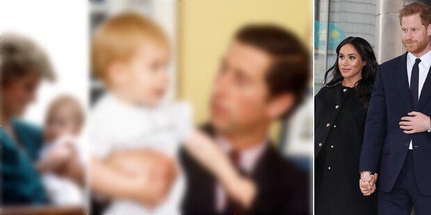 Meg & Harry: So süß wird Baby aussehen