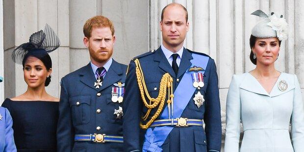 William und Harry: Endgültige Trennung