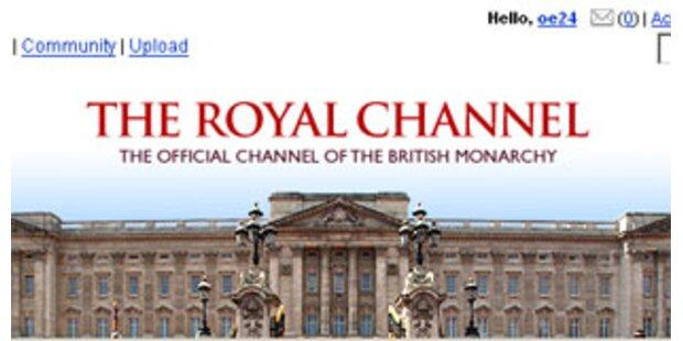 Weihnachtsbotschaft der Queen auf Youtube