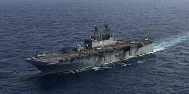 Hacker greift Royal Navy an