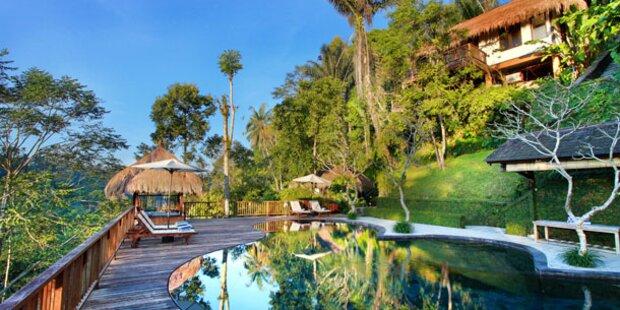 Das sind die schönsten Dschungel-Hotels